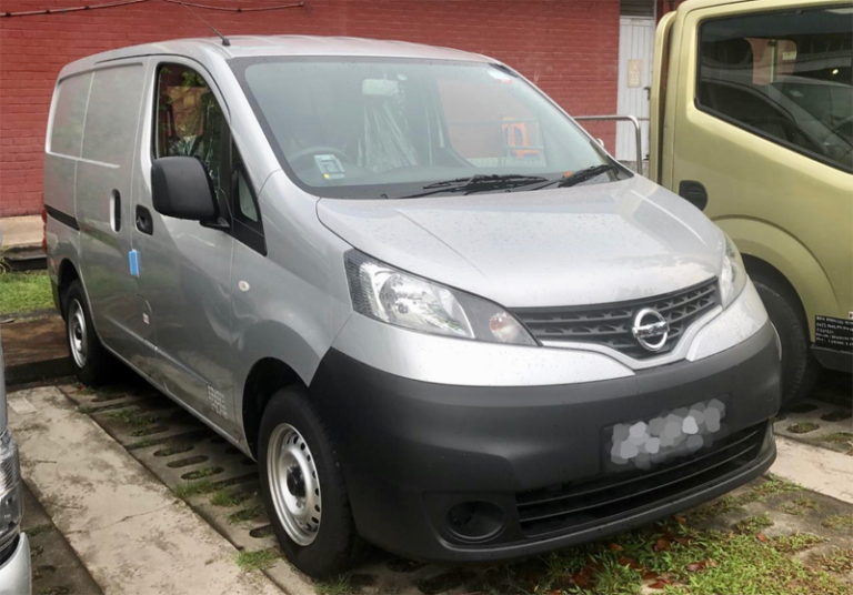 Nissan NV200 Auto - 2019 model
