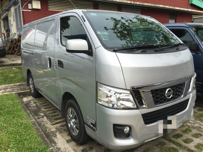 Nissan Urvan (Manual)