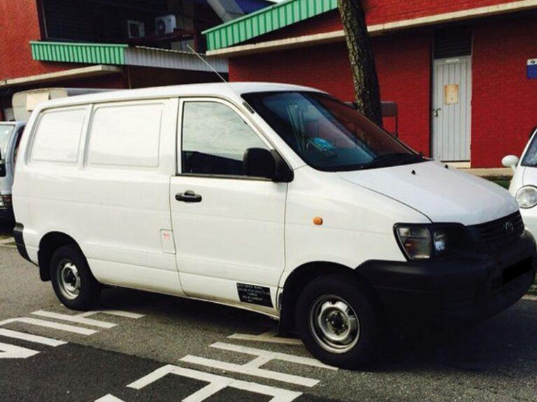 Toyota Liteace (Manual) - White