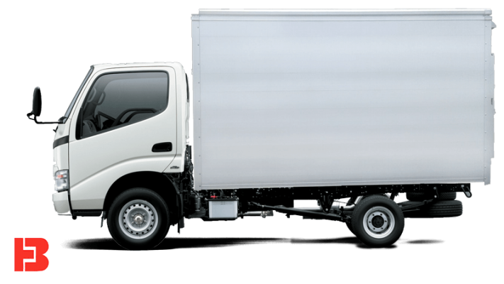 Toyota Dyna Box Lorry
